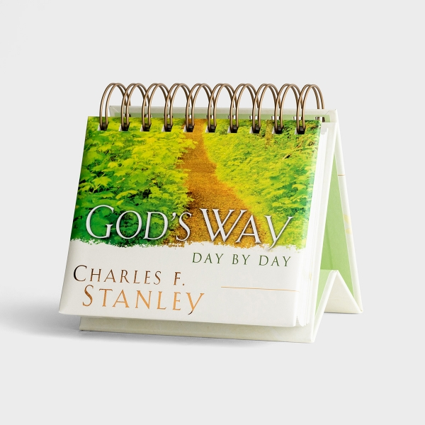 Charles Stanley - God's Way - Perpetual Calendar
