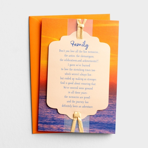 Father's Day - Husband - Fun Memories - 1 Premium Card