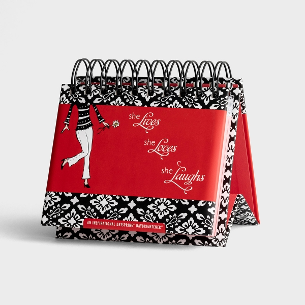 Sassy & Sophisticated - Lives, Loves, Laughs - Perpetual Calendar