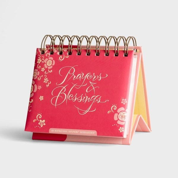 Prayers & Blessings - 365 Day Perpetual Calendar