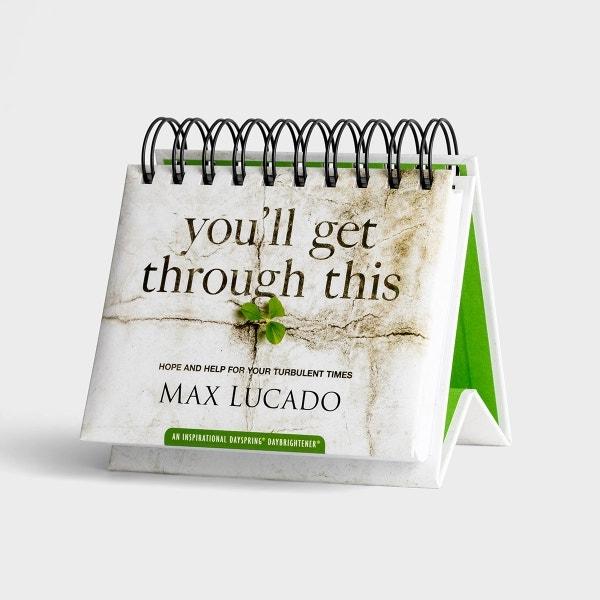 Max Lucado - You'll Get Through This - Perpetual Calendar