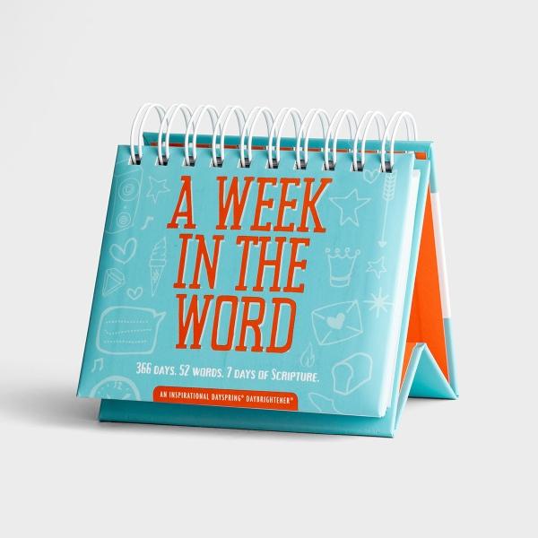 A Week in the Word - 365 Day Perpetual Calendar