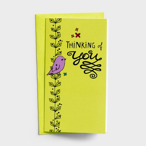 Little Inspirations - Thinking of You - 6 Cards Per Pack