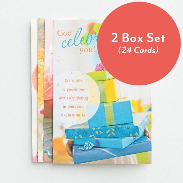 Birthday - Sweet Blessings - 2 Box Set