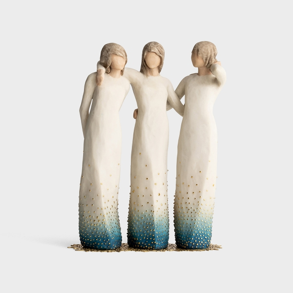 By My Side - Willow Tree Figurine