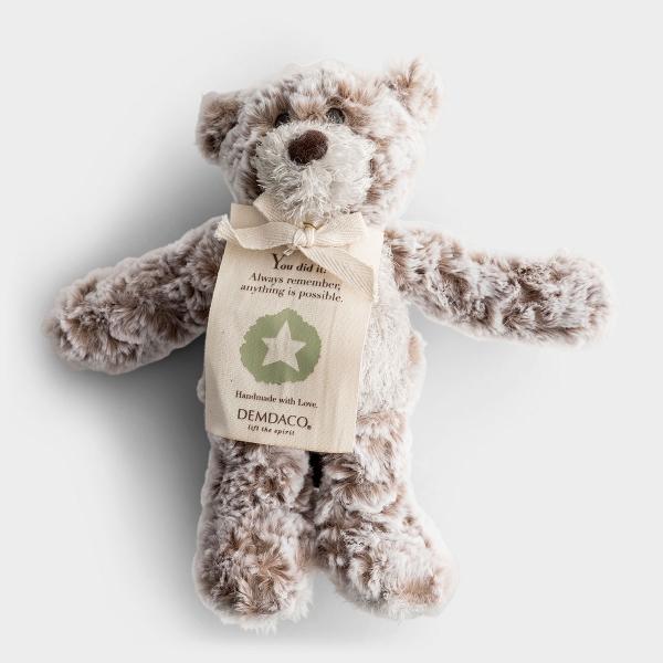 You Did It - Mini Plush Giving Bear
