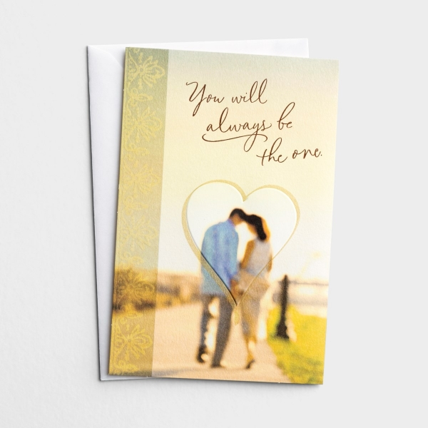 Father's Day - Husband - Always Be The One - 1 Premium Card