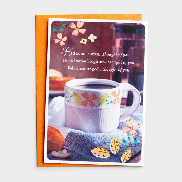 Friendship - Miss You - 1 Greeting Card