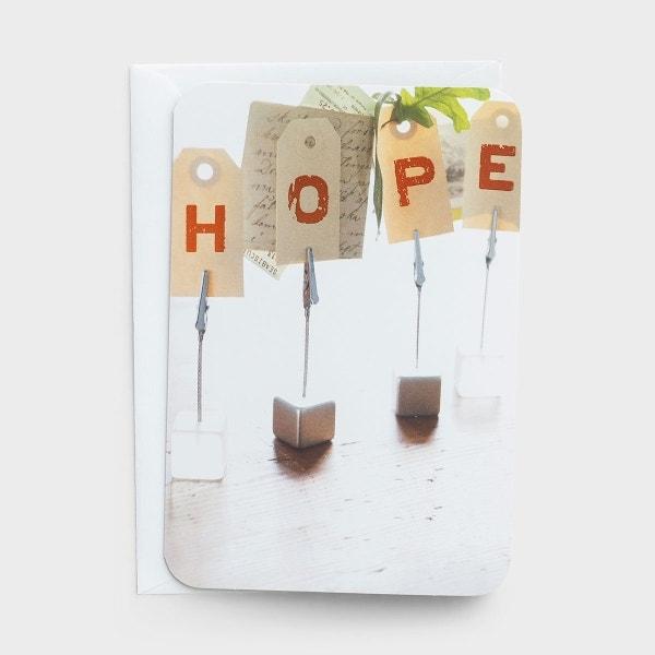 Hope & Encouragement - Hope - 6 Premium Cards