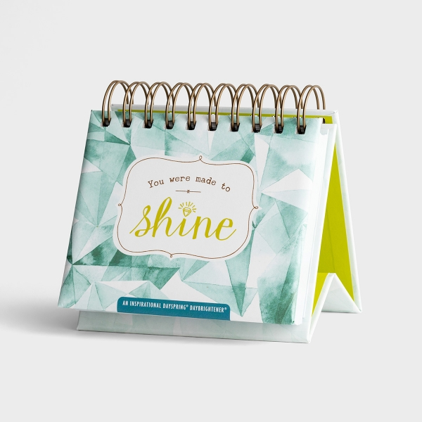 You Were Made to Shine - Perpetual Calendar