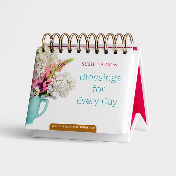 Susie Larson - Blessings for Every Day - Perpetual Calendar