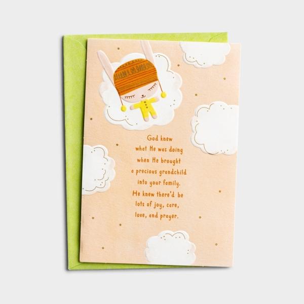 Baby - For Grandparents - 1 Premium Card