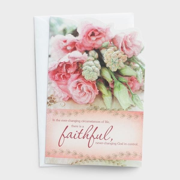 Encouragement - Never-Changing God - 6 Premium Cards
