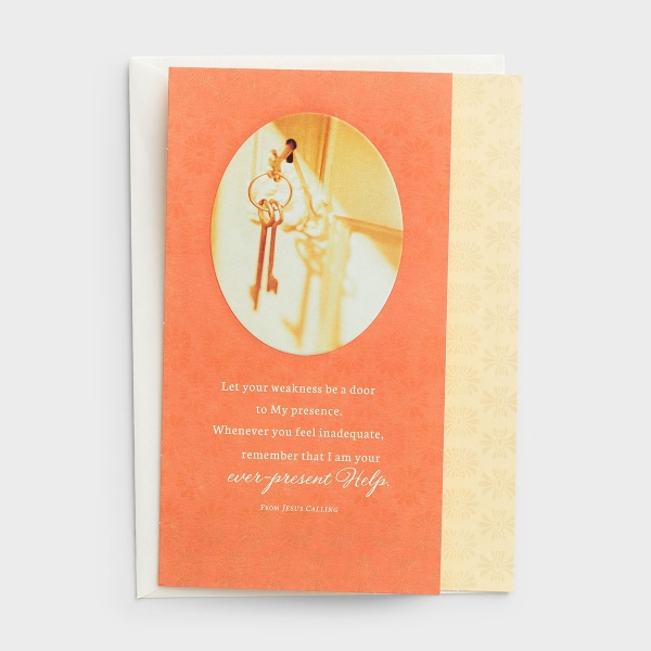 Jesus Calling - Praying For You -His Guidance-3 Premium Cards
