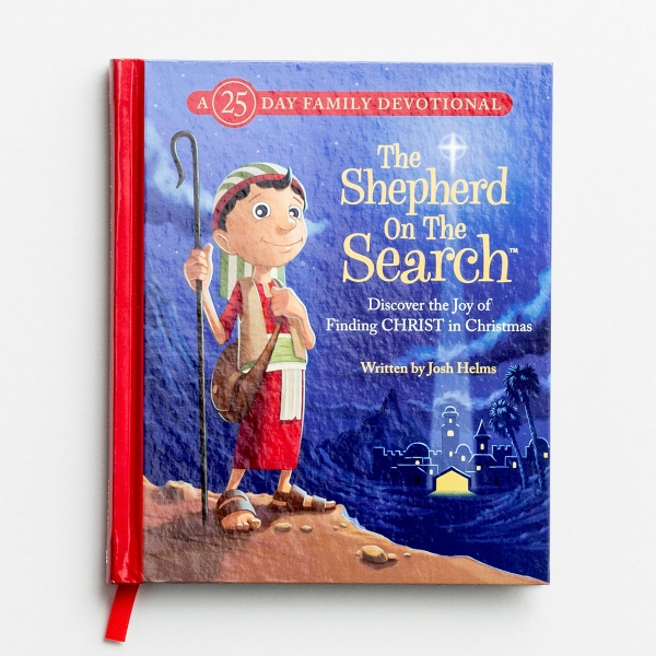 The Shepherd On The Search - 25-Day Family Devotional Advent Book