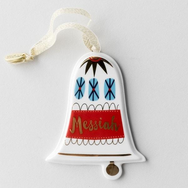 Messiah - Porcelain Christmas Ornament