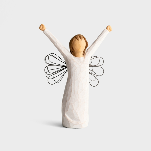 Angel of Courage - Willow Tree Figurine