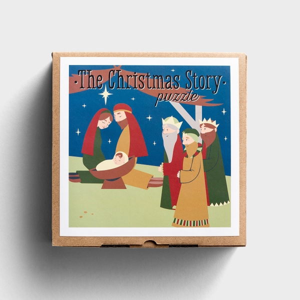 Learn the Christmas Story - Floor Puzzle