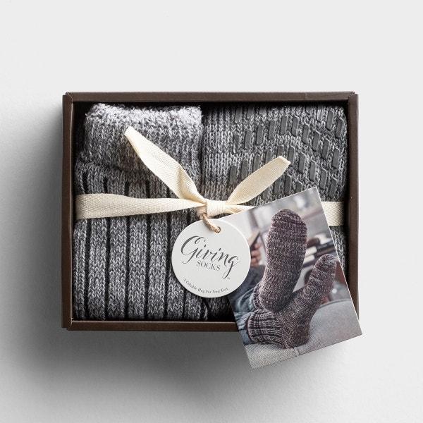 Giving Collection - Men's Slipper Socks