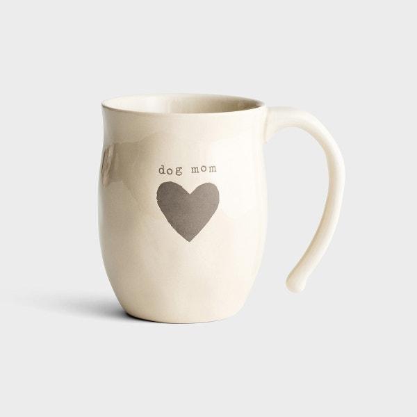 Dog Mom - Stoneware Mug