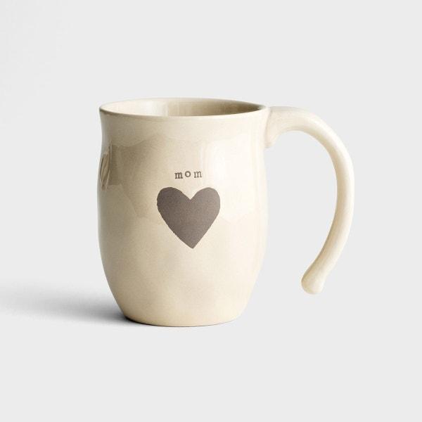Mom - Stoneware Mug