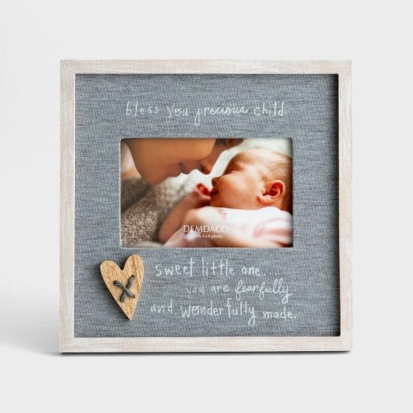 Bless You Precious Child - Photo Frame