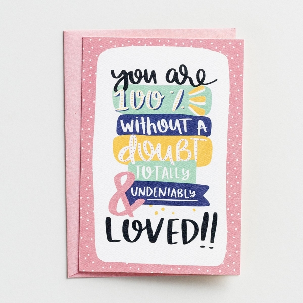 Shanna Noel - You Are Loved - 1 Premium Card