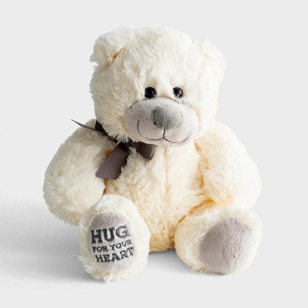 Hug for Your Heart - Plush Bear