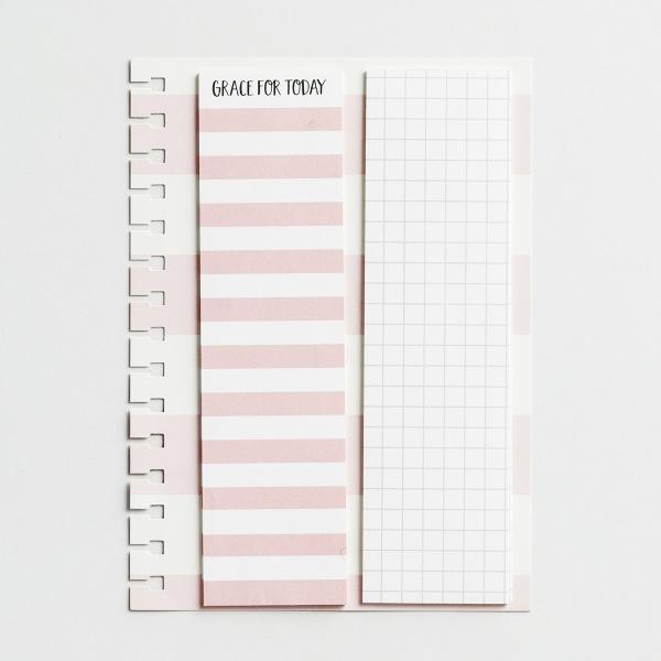 Grace for Today - Agenda Planner Memo Pads Insert