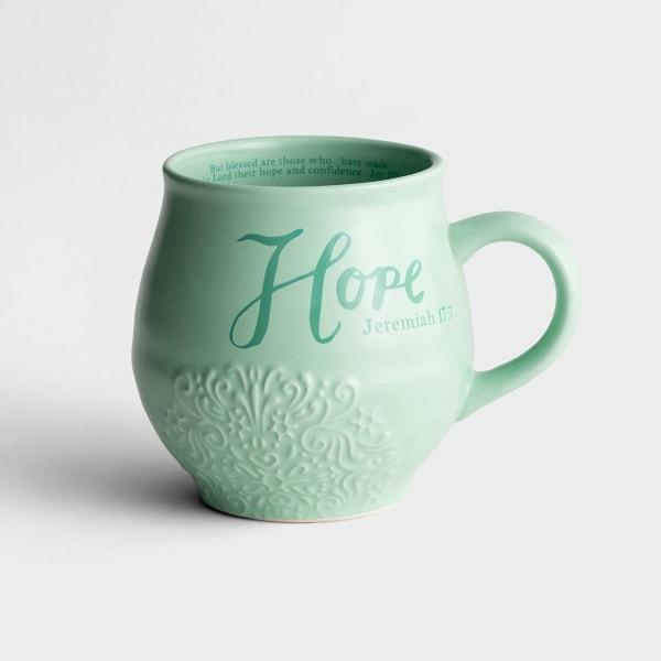 Hope - Stoneware Mug