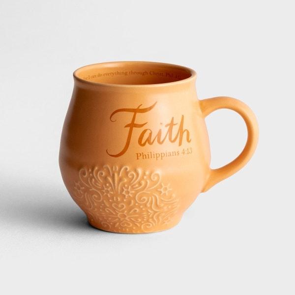 Faith - Stoneware Mug