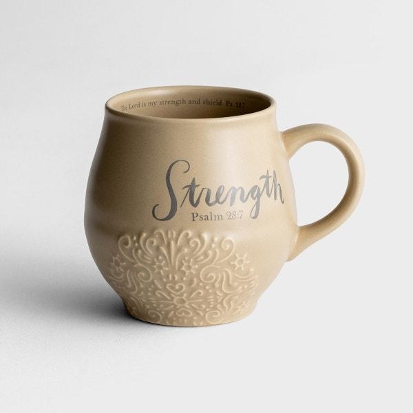 Strength - Stoneware Mug