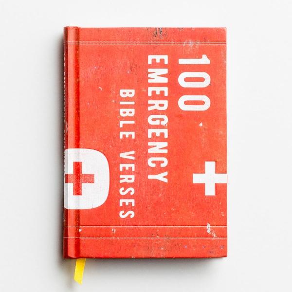 100 Emergency Bible Verses - Devotional Gift Book