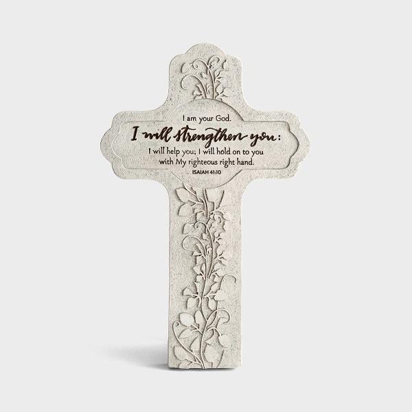 I Am Your God - Decorative Cross