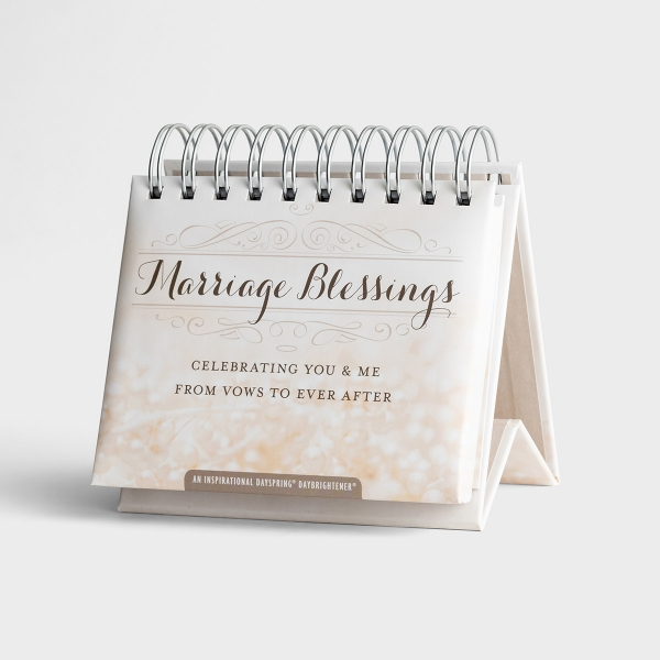 Marriage Blessings: Celebrating You & Me From Vows to Ever After - Perpetual Calendar