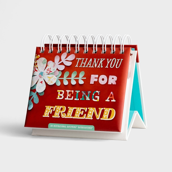Thank You for Being a Friend - Perpetual Calendar