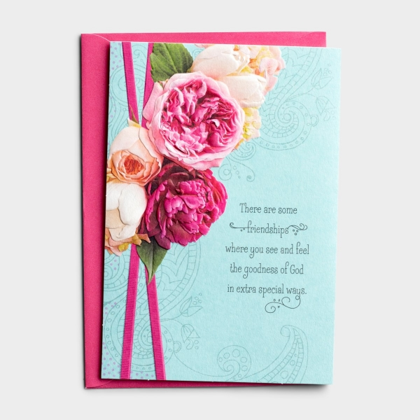 Friendship - The Goodness of God - 1 Premium Card