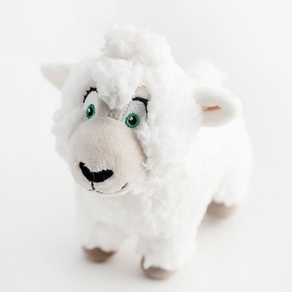 The Shepherd On The Search - Ewe Are Loved - Sheep Plush