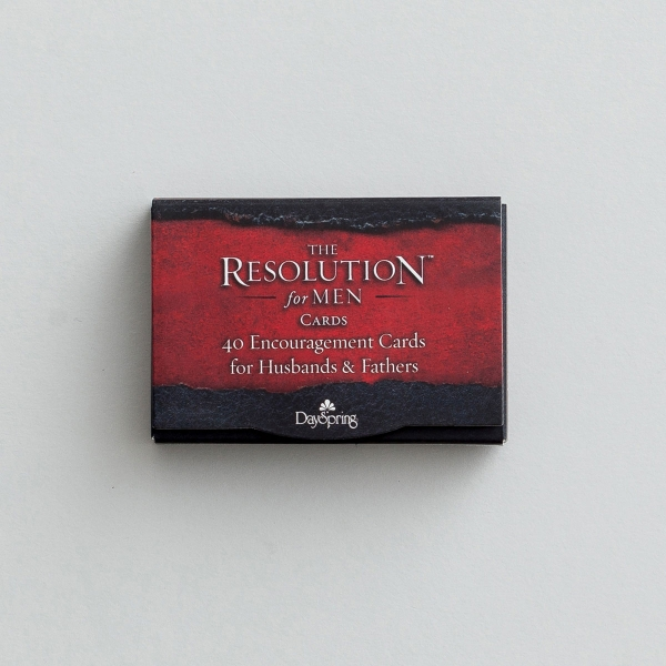 The Resolution for Men - 40 Inspirational Notes