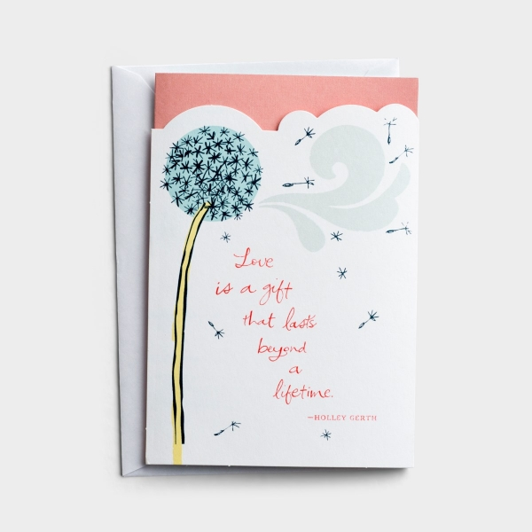 Holley Gerth - Difficult Mother's Day - 1 Premium Card
