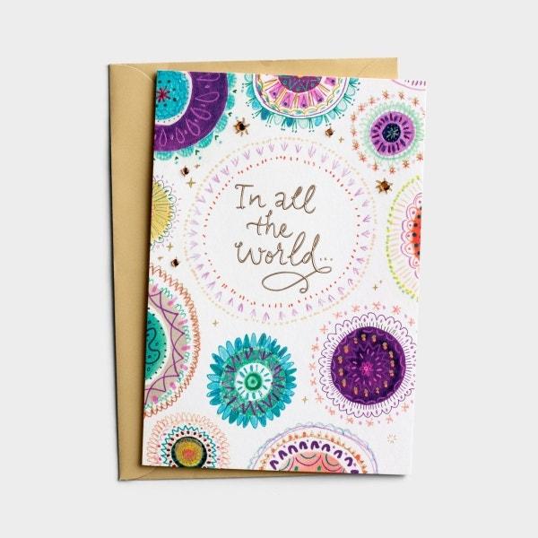 Anniversary - It's You I Love - 1 Premium Card