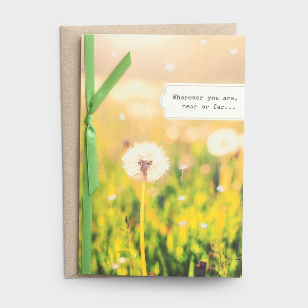 Sadie Robertson - Encouragement - Wherever You Are - 3 Premium Cards