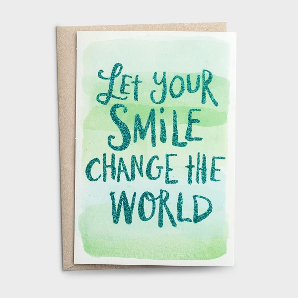 Sadie Robertson - Encouragement - Change the World - 3 Premium Cards