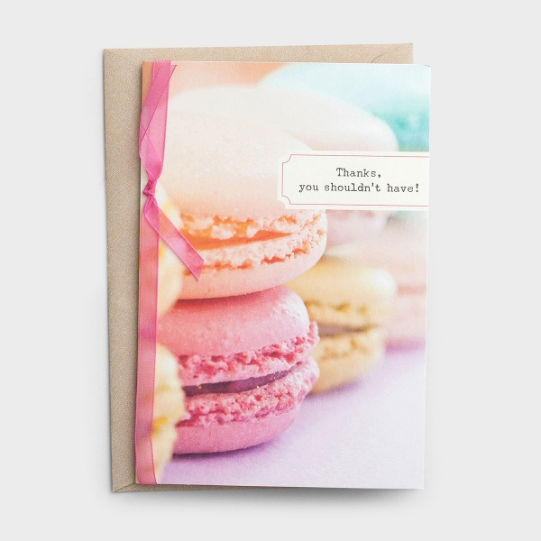 Sadie Robertson - Thank You - You Shouldn't Have - 3 Premium Cards