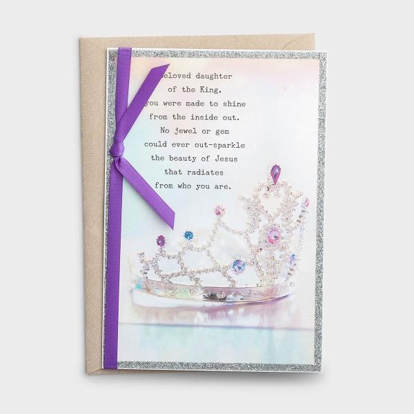 Sadie Robertson - Encouragement - Daughter of the King - 3 Premium Cards