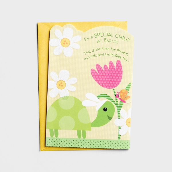 Easter - Child - For a Special Child - 1 Premium Card