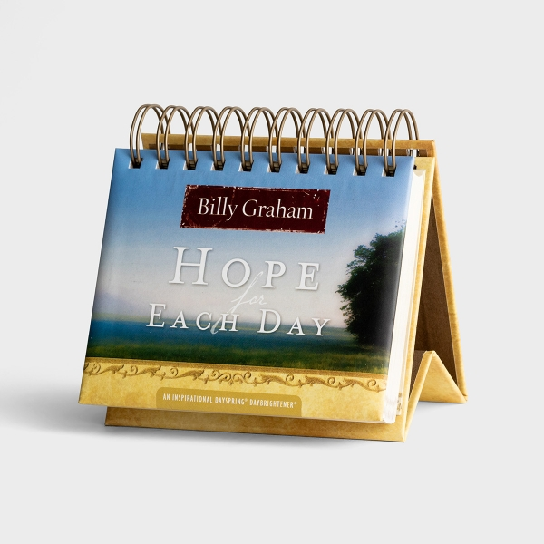 Billy Graham - Hope for Each Day - 365 Day Perpetual Calendar