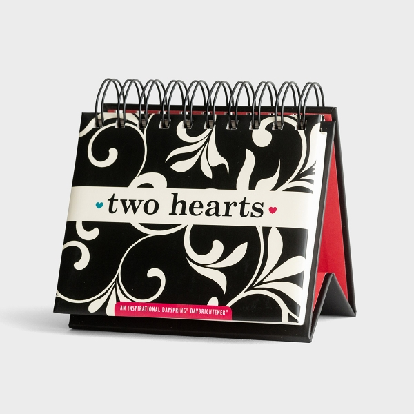 Two Hearts - 365 Day Perpetual Calendar