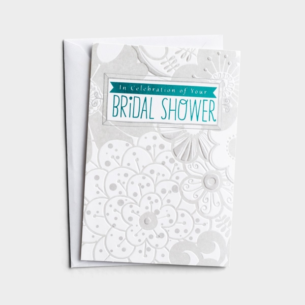Wedding - Bridal Shower - 1 Premium Card