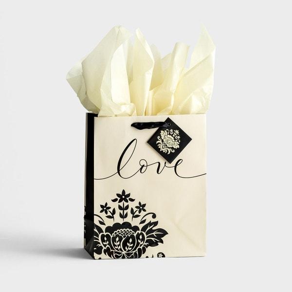 Love - Medium Gift Bag